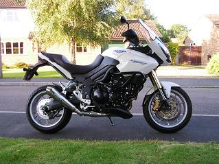 Triumph Tiger 1050 Tuning Options